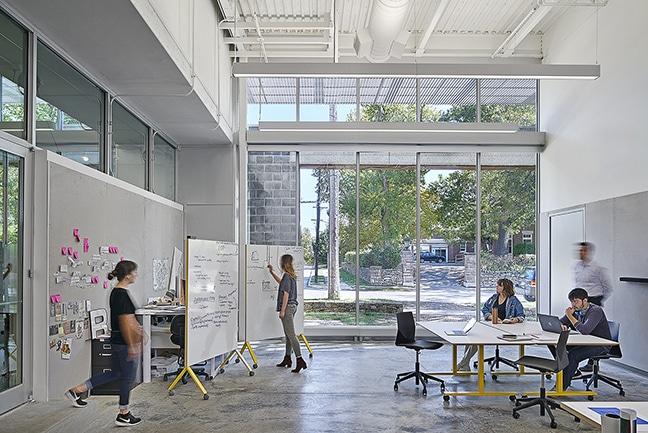 Kansas City Art Institute Irving Building A L Huber